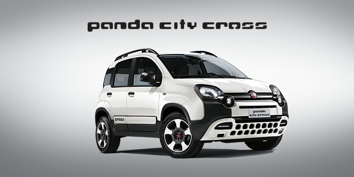 nuova fiat panda city cross 4x2 da anticipo zero e prima rata a giugno 2018. Black Bedroom Furniture Sets. Home Design Ideas