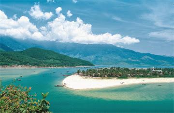 biển lăng cô -Huế
