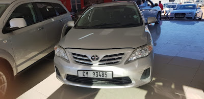Used car for sale in Cape Town: