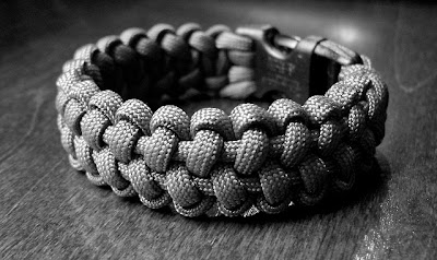 Stormdrane S Blog Stitched Solomon Bar Paracord Bracelet