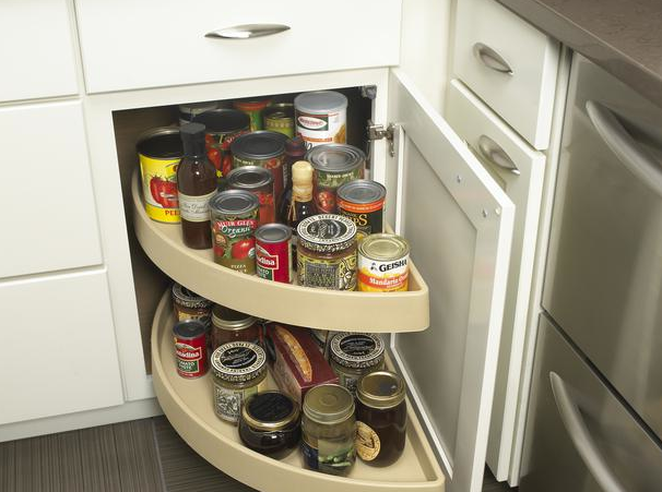 RIVELL Distributing, LLC: Creative Kitchen Storage Ideas