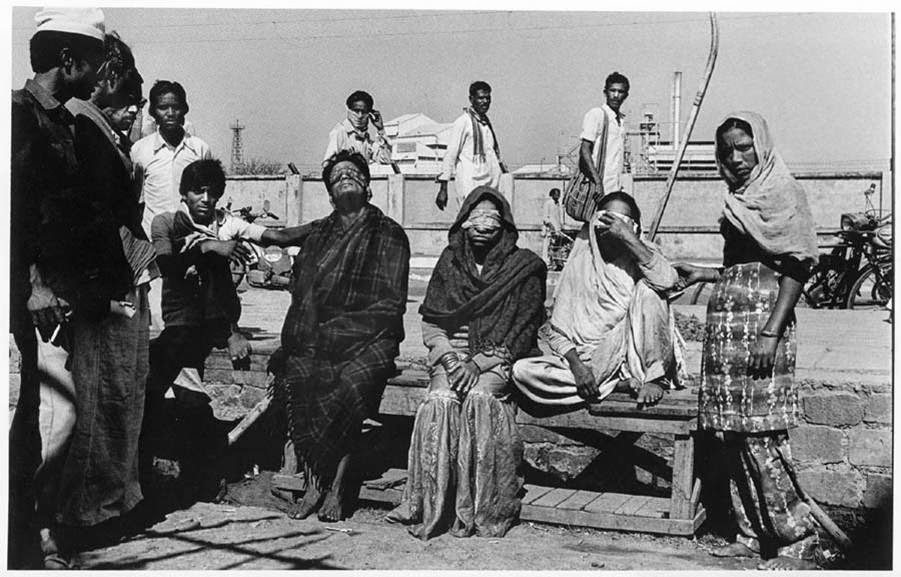 Pictures from Bhopal Gas Tragedy and disaster