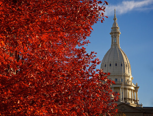 Capitol Autumn Color