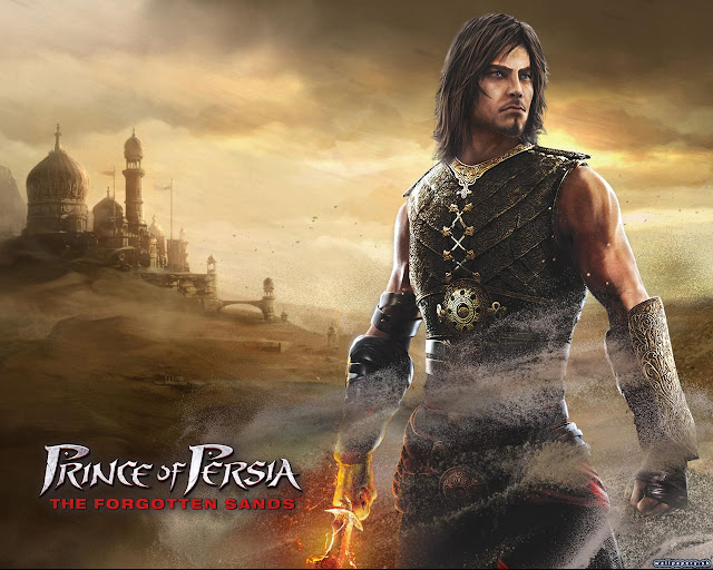 Prince Of Persia Forgotten Sand PC Game Download