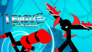 League of Stickman APK MOD Unlimited Money