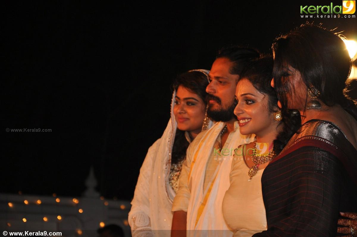 Kavya Madhavan Latest Hot Photos In Saree From Ann