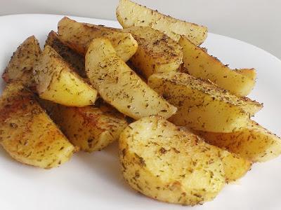 Ziemniaki z przyprawami