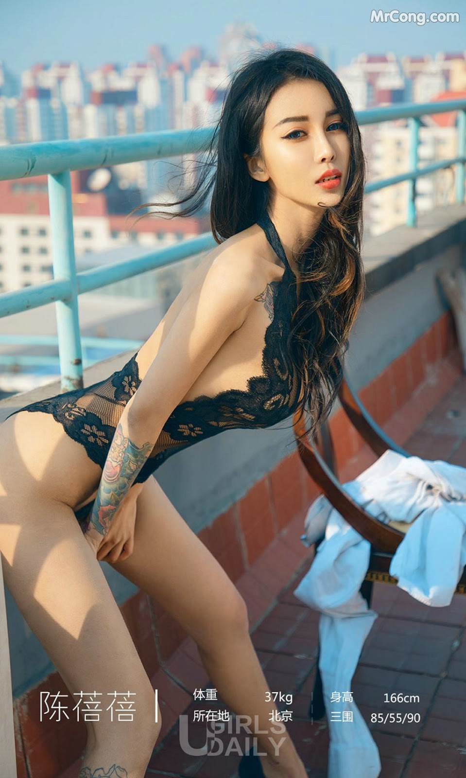 UGIRLS - Ai You Wu App No.1369: Model Chen Bei Bei (陈蓓蓓) (35 photos)