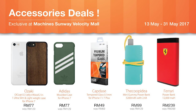Machines Malaysia Apple iPhone Accessories Deals