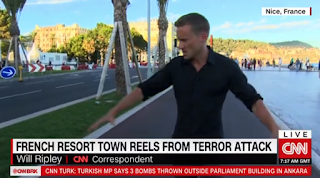 ISIS On Attack In Nice: Says One of Its 'Soldiers' Responsible