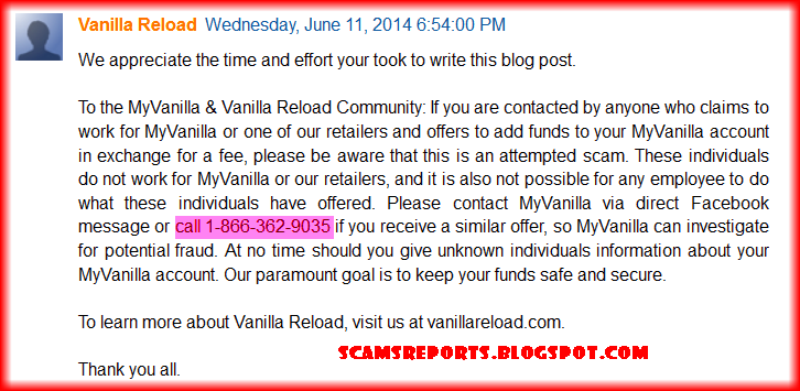 Is Vanilla Reload Scam or Legit? Come and Read Our Review