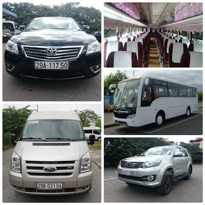 Cần thuê xe du lịch giá rẻ đi Bắc Ninh từ Hà Nội.