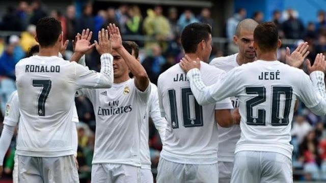 Real Madrid Tenggelamkan Kapal Selam Kuning dengan Skor Telak 3-0