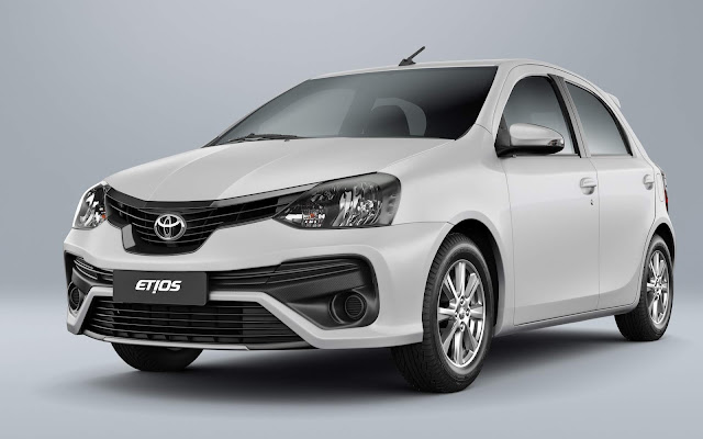 Toyota Etios Hatch 2019