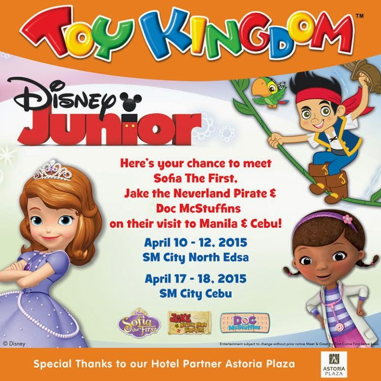 disney junior meet and greet