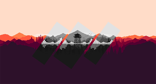 Simplistic Audio Visualizer Wallpaper Engine