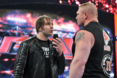 The Beast Vs Lunatic Wrestlemania 32 Match Results