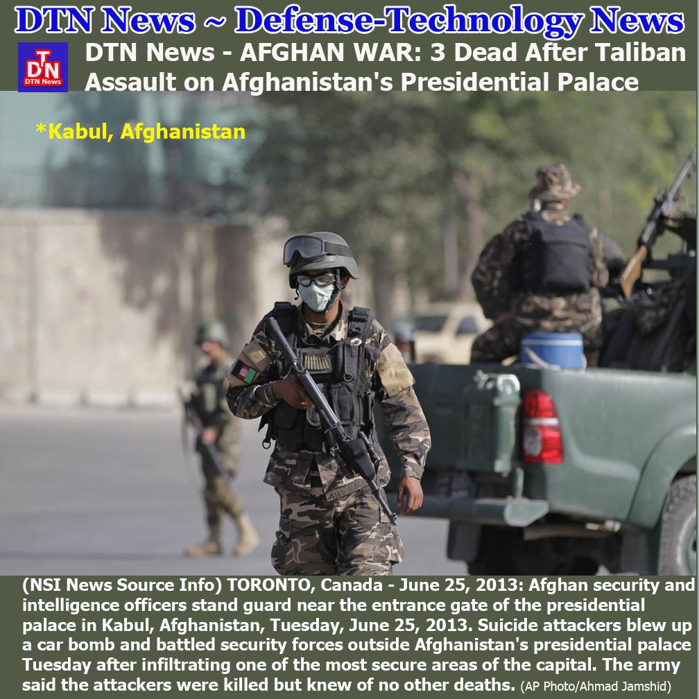 Defense War News Updates Dtn News  Afghan War 3 Dead