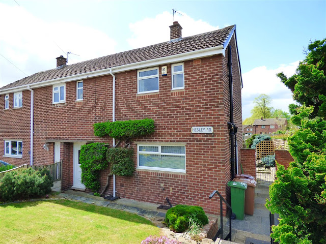 This Is Wakefield Property - 2 bed semi-detached house for sale Hesley Road, Wakefield WF2