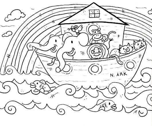 Color & Drawings: Children's Coloring Pages