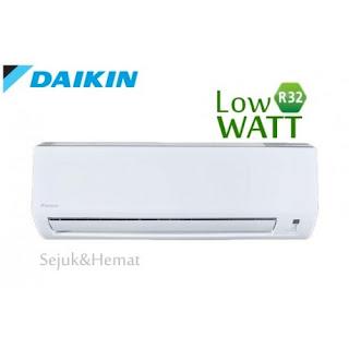AC Daikin ½ PK Low Watt