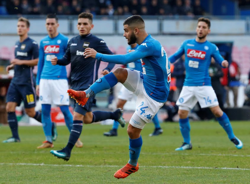 DIRETTA Napoli-SPAL Streaming Rojadirecta: dove vederla in TV e VIDEO LIVE Online