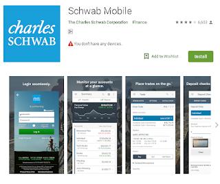 Ulasan Lengkap tentang Aplikasi Broker Schwab Mobile Di Android