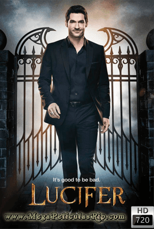 Lucifer Temporada 2 [720p] [Latino-Ingles] [MEGA]