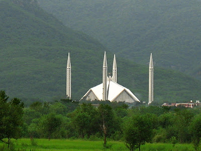 Free Wallpapers Faisal Mosque Islamabad