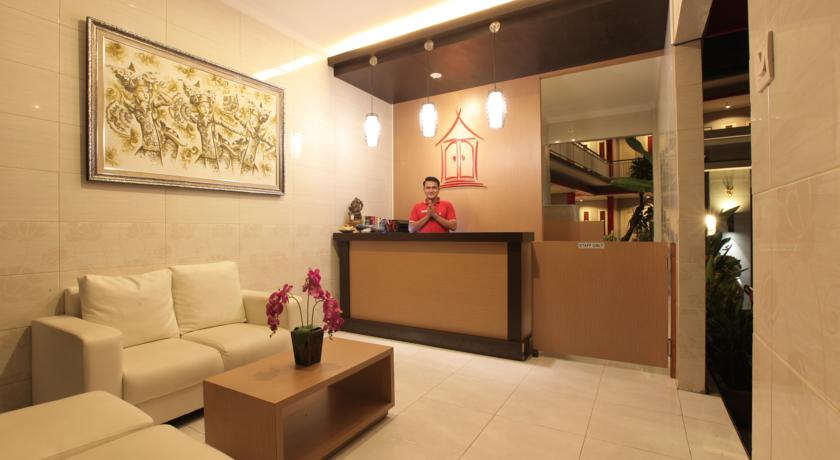RaBaSTa Angkul Angkul Beach Inn 13