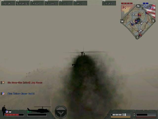 Battlefield Vietnam PC Games Gameplay
