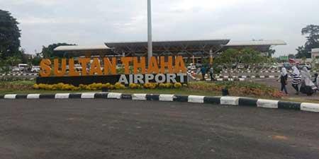 Cara Menghubungi Bandar Udara Sultan Thaha Jambi
