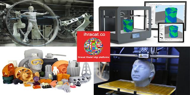 3D YAZICI, 3d printer