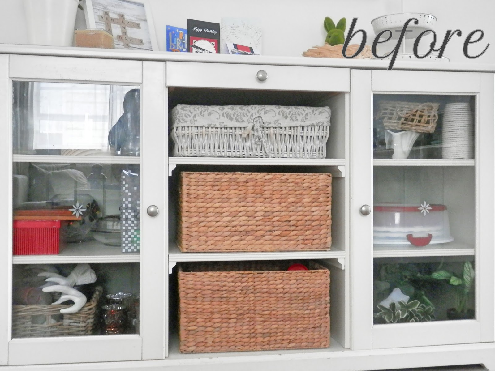 Bunnings Kitchen Cabinets A Pocketful Of Me Ikea Liatorp Hack Rustic Sideboard