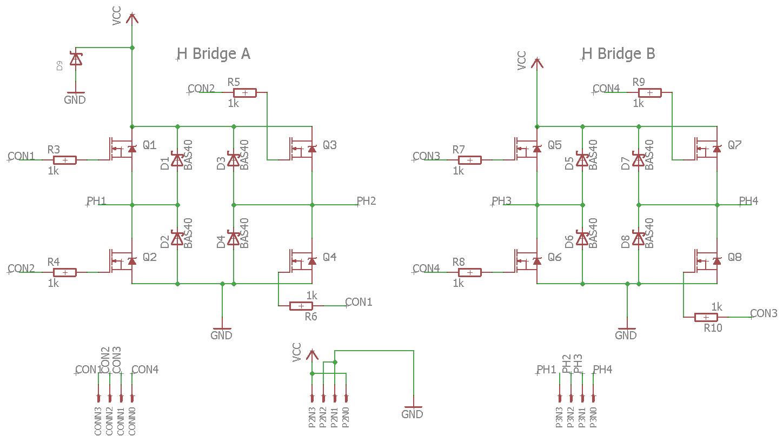 l298 h bridge circuit diagram 2001 gmc sierra 1500 trailer wiring stepper motor impremedia