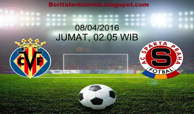 Prediksi Villarreal vs Sparta Praha 08/03/2016