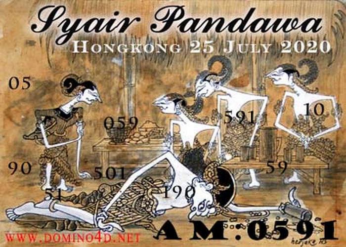 Kode syair Hongkong Sabtu 25 Juli 2020 208