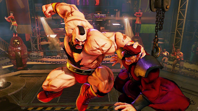 Download Street Fighter V Torrent Kickass 100% Working link