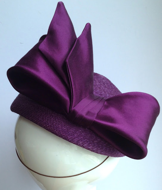 Joanne Edwards Millinery – Re-Trimming Hats Service