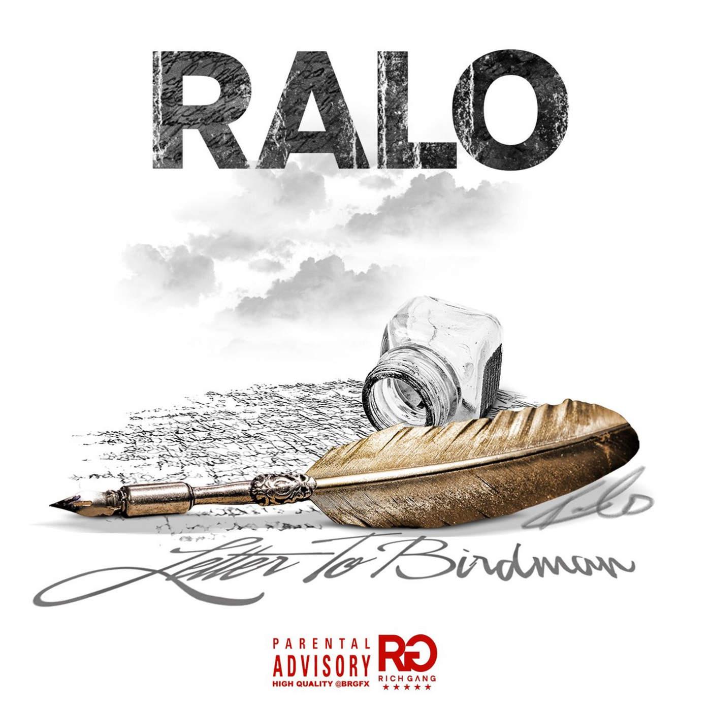 Ralo - Letter to Birdman - Single Cover