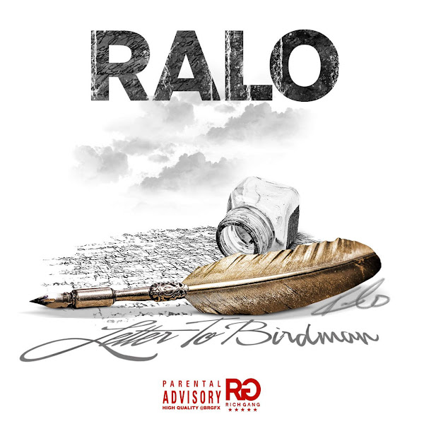 Ralo - Letter to Birdman - Single Cover