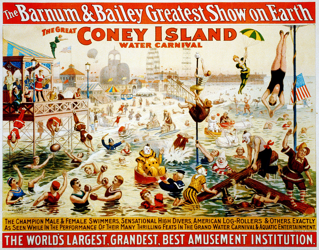 vintage everyday: 27 Fun and Interesting Vintage Circus Posters ...