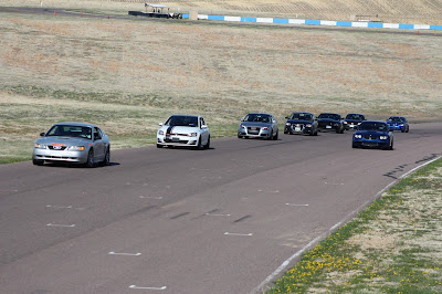 Emich Track Day in Byers Colorado on April 29