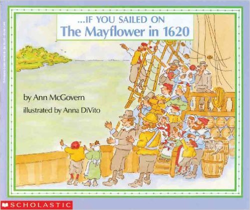 Book about the Mayflower suitable for intermediate ELLs | The ESL Connection