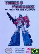 Transformers Mystery of Comvoy