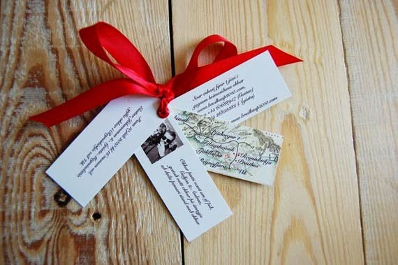 Why Decorating Your Wedding Invitations With Ribbon Has Become a Global Trend