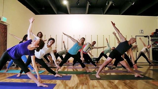 Iyenger Yoga  Poses, Asanas