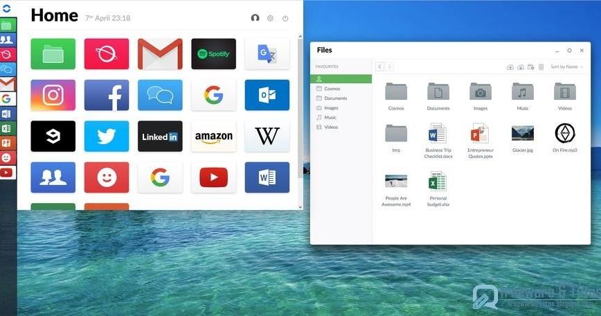 Horbito votre ordinateur virtuel en ligne freewares - Bureau virtuel gratuit en ligne ...