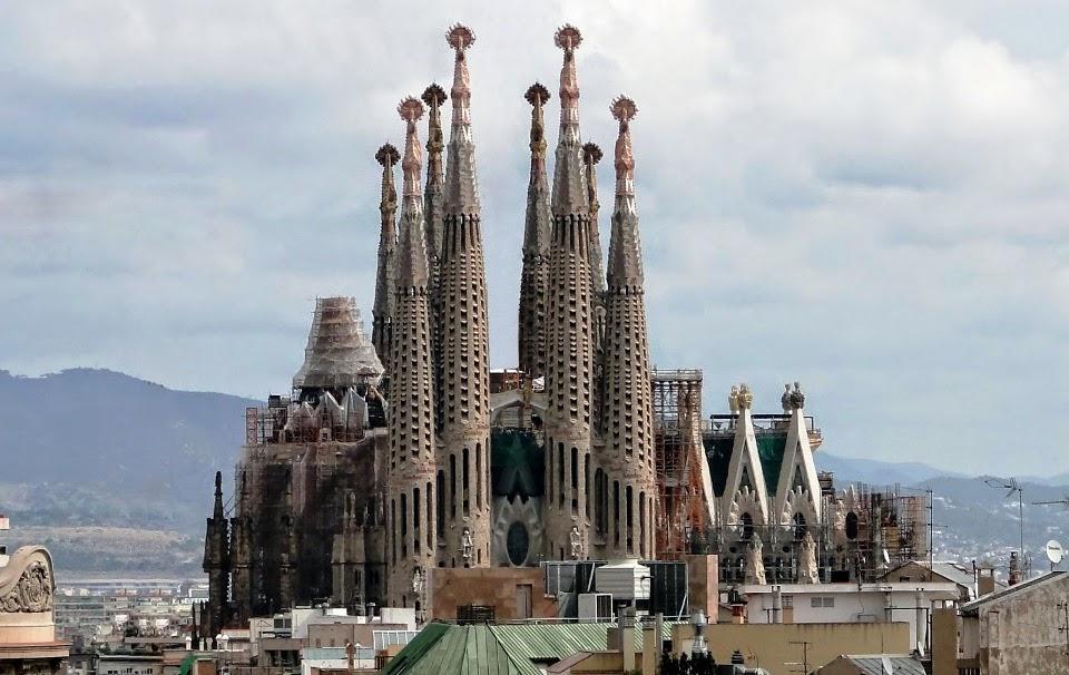 Barcelona O que fazer - Templo Expiatorio