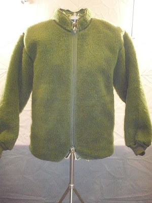 Danish Military-Fleece M / 84